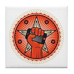 Rise Up Revolution Tile Coaster