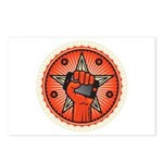 Rise Up Revolution Postcards (Package of 8)