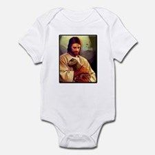 And On The 8th Day Infant Bodysuit