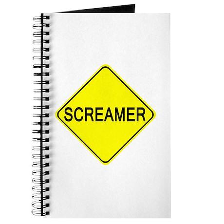 Screamer Journal