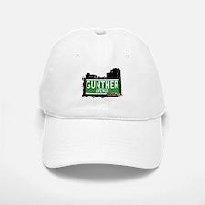 Gunther Av, Bronx, NYC Baseball Baseball Cap