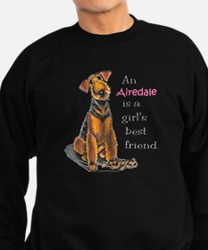 Airedale Terrier Lover Sweatshirt