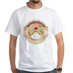 PrNtrKmt White T-Shirt
