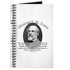 Robert E. Lee 01 Journal