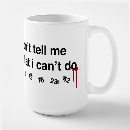 Locke Large Mug