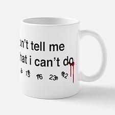 Locke Small Small Mug