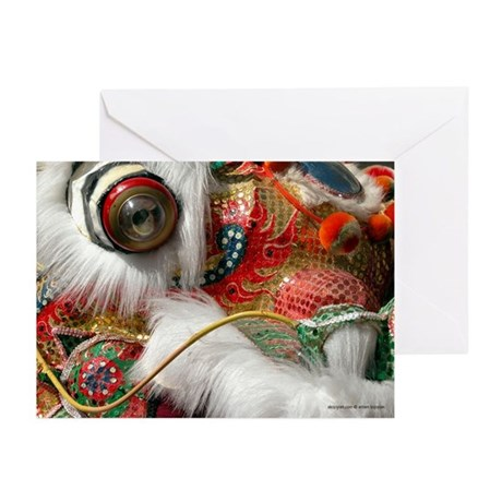 Fire Dragon Greeting Cards (Pk of 10)