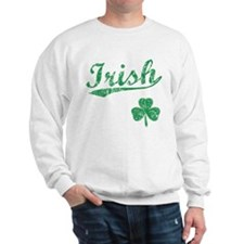 Irish Sports Style Sweatshirt