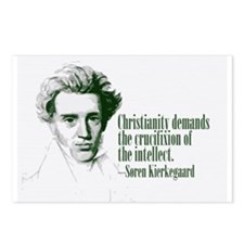 Kierkegaard on Christianity Postcards (Package of