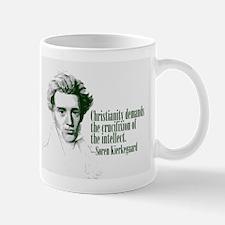 Kierkegaard on Christianity Mug