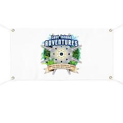 Lost Island Adventures Banner