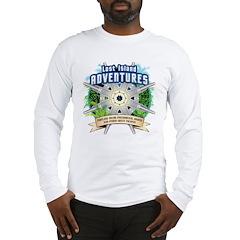 Lost Island Adventures Long Sleeve T-Shirt