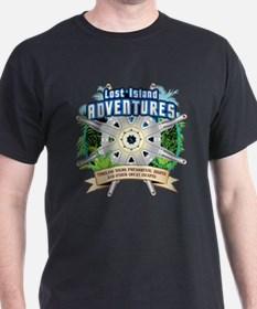 Lost Island Adventures T-Shirt