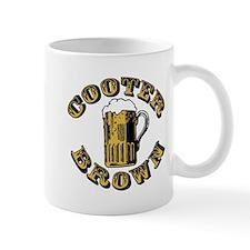 CooterBrown2 Mugs