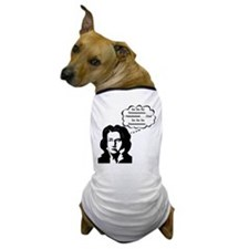 Beethoven's Fifth Dog T-Shirt