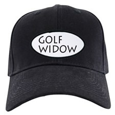 GOLF WIDOW Baseball Hat