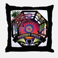 Lost Oceanic Dharma Destiny Throw Pillow