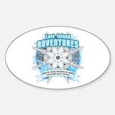 Lost Island Adventures Decal