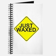 Just Waxed Journal