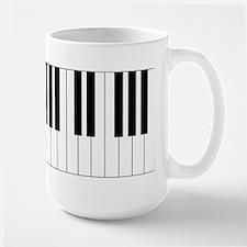 Piano Keys Mug