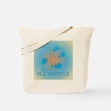 MS Shuffle Tote Bag