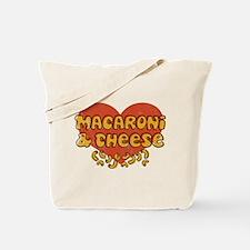 Macaroni & Cheese Tote Bag