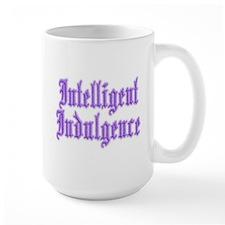 Indulgence Tall Mug (Purple)