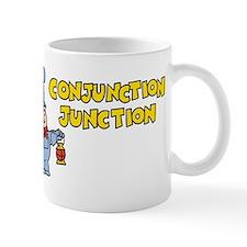 Conjunction Junction Mug