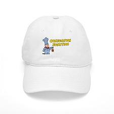 Conjunction Junction Baseball Cap