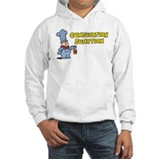Conjunction Junction Hoodie