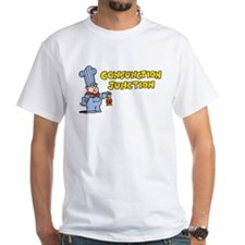 Conjunction Junction White T-Shirt