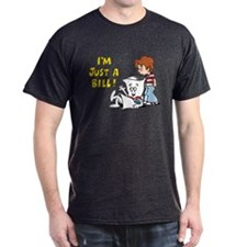 Just a Bill Dark T-Shirt