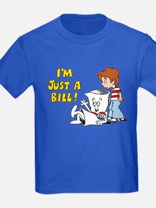 Just a Bill T