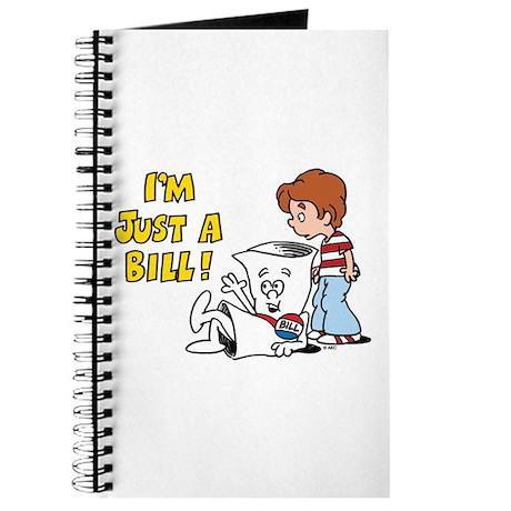 Just a Bill Journal