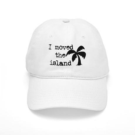 I Moved the Island Cap