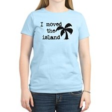 I Moved the Island T-Shirt