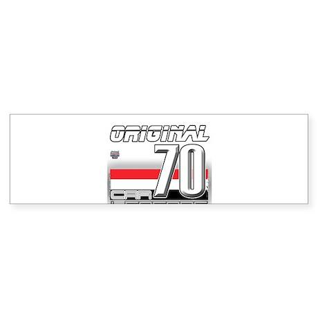 Musclecar 70 H Sticker (Bumper 10 pk)