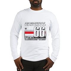 Musclecar 66 H Long Sleeve T-Shirt