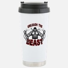 Beast Stainless Steel Travel Mug