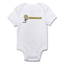 Interjections Infant Bodysuit
