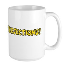 Interjections Mug