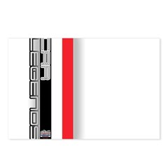 Musclecars V Postcards (Package of 8)