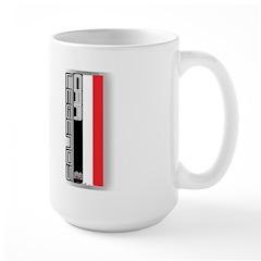 Musclecars V Large Mug