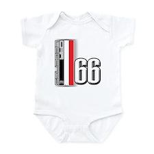Musclecars 1966 V Infant Bodysuit
