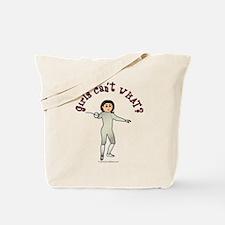 Light Fencer Tote Bag