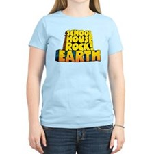 Schoolhouse Rock! Earth Women's Light T-Shirt