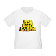 Schoolhouse Rock! Earth Toddler T-Shirt