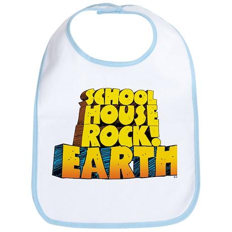 Schoolhouse Rock! Earth Bib
