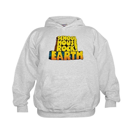 Schoolhouse Rock! Earth Kids Hoodie