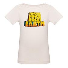 Schoolhouse Rock! Earth Organic Baby T-Shirt